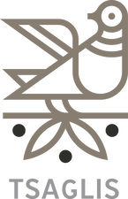 Tsaglis Extra Virgin Olive Oil - Kalamata - Logo