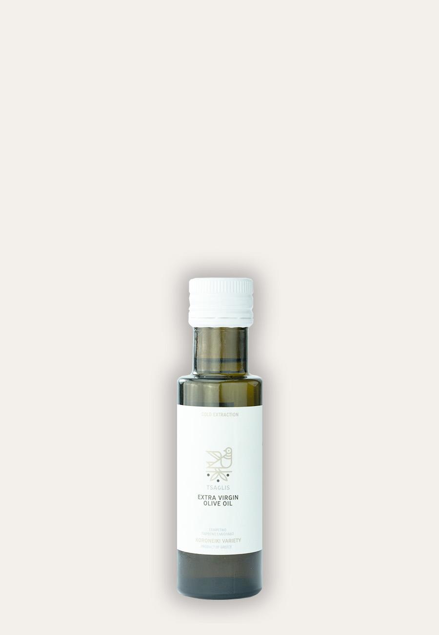 Tsaglis Extra Virgin Olive Oil – Kalamata – Bottle 100 ml