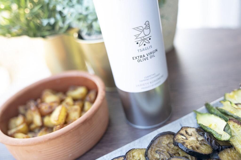 Tsaglis Extra Virgin Olive Oil - Kalamata - Southwest Peloponnese