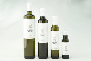 Tsaglis Extra Virgin Olive Oil - Kalamata - Southwest Peloponnese - Glass Bottles